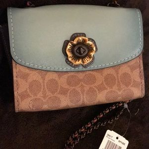 Coach BPNBE BP/ light Turquoise